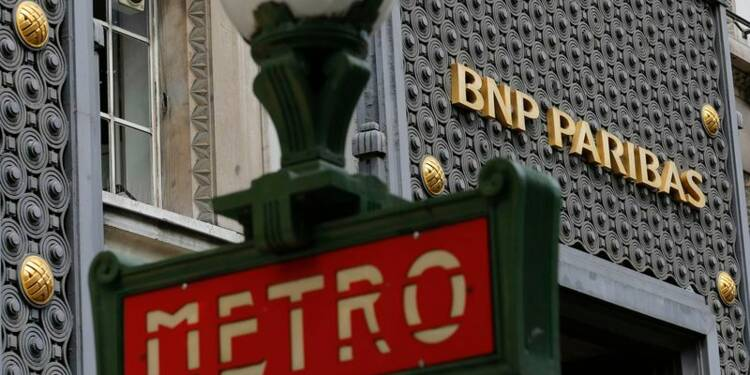 BNP Paribas écope d'une amende de 8,9 milliards de dollars