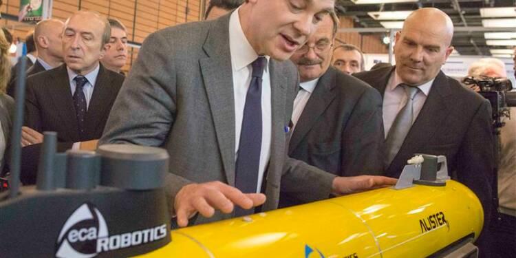 Arnaud Montebourg veut dynamiser la robotique en France