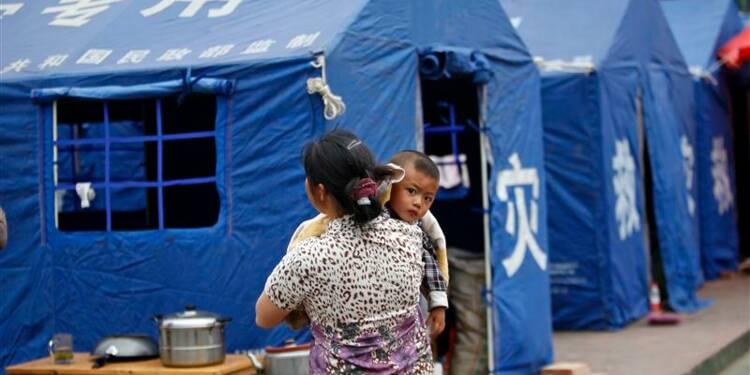 Le bilan du séisme dans le centre de la Chine passe à 164 morts