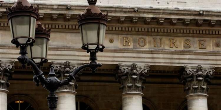 Les Bourses européennes en forte baisse à la mi-séance
