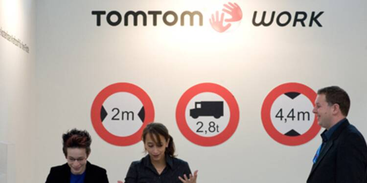 Le GPS Tomtom au top