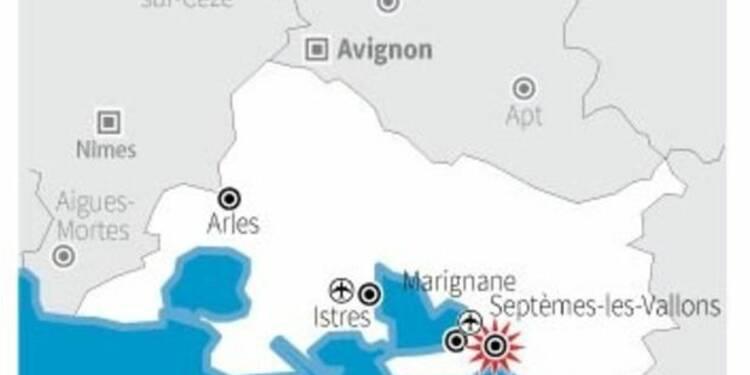 La piste d'un 10e règlement de comptes près de Marseille