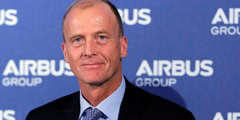 Airbus va encore augmenter ses cadences de production d'ici 2016