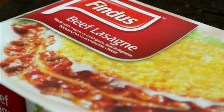 Viande de cheval dans des lasagnes: des sanctions prévues
