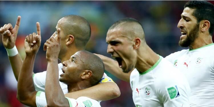 Mondial 2014 : le triomphe de l'Algérie low-cost