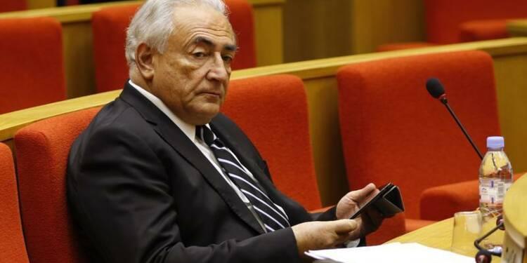 Dominique Strauss-Kahn prend la tête de la banque d'affaires LSK