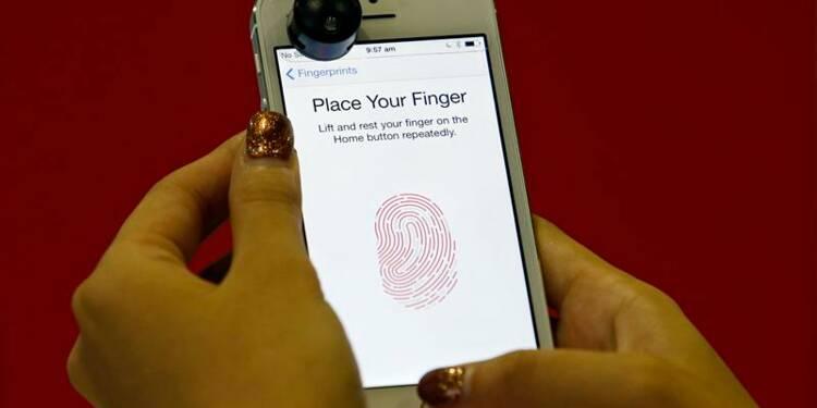 La biométrie devrait se généraliser sur les smartphones en 2014