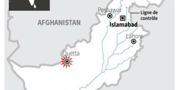Une bombe fait 64 morts à Quetta au Pakistan