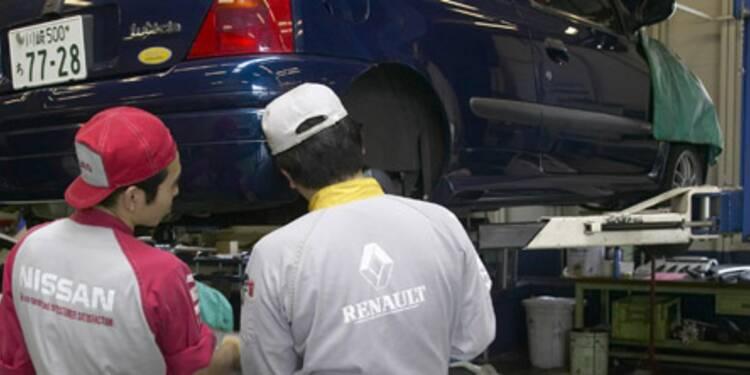 Le titre Renault rebondit après les prévisions encourageantes de Nissan