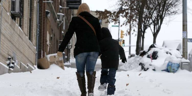 Les Etats-Unis se préparent à des records de froid
