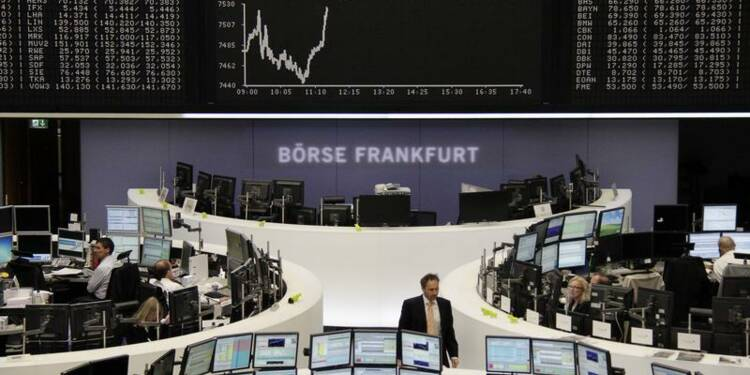 Les Bourses européennes gagnent du terrain à la mi-séance