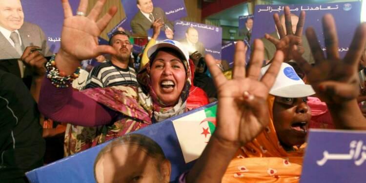 La campagne présidentielle s'ouvre en Algérie sans effervescence