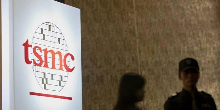 TSMC anticipe une baisse de ses ventes au 1er trimestre