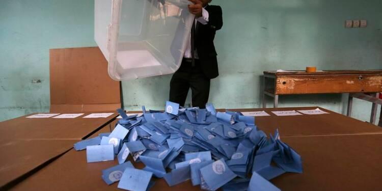 Participation plus forte que prévu À la présidentielle afghane