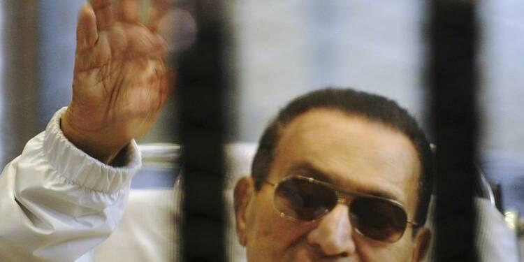 La décision sur la libération de Moubarak attendue en Egypte
