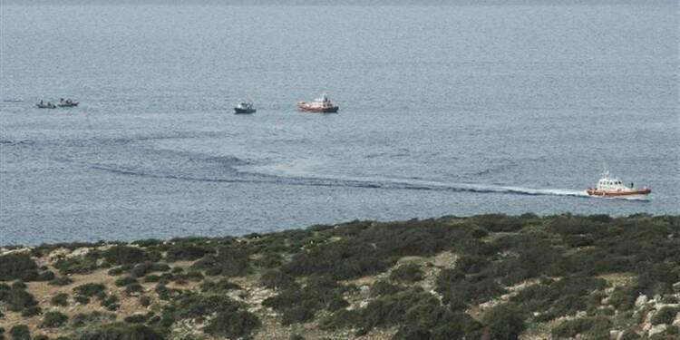 Nouvelle arrivée de migrants à Lampedusa