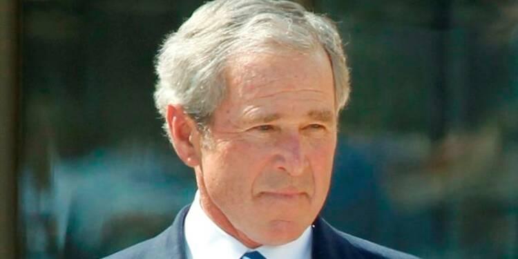 L'ancien président américain George W. Bush opéré du coeur