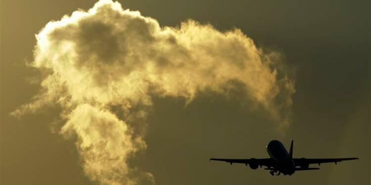 Hausse de 6% du trafic aérien en mars