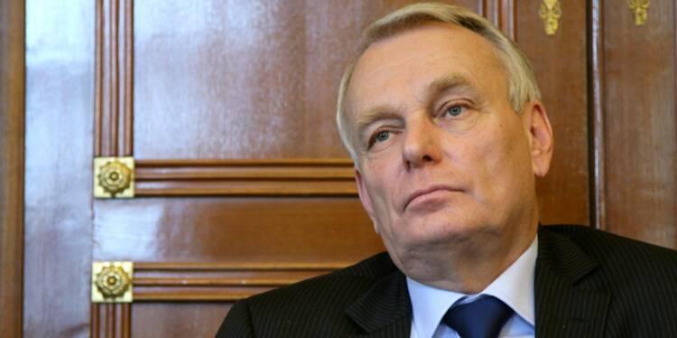 Pour Ayrault, le rebond de la croissance conforte le gouvernement
