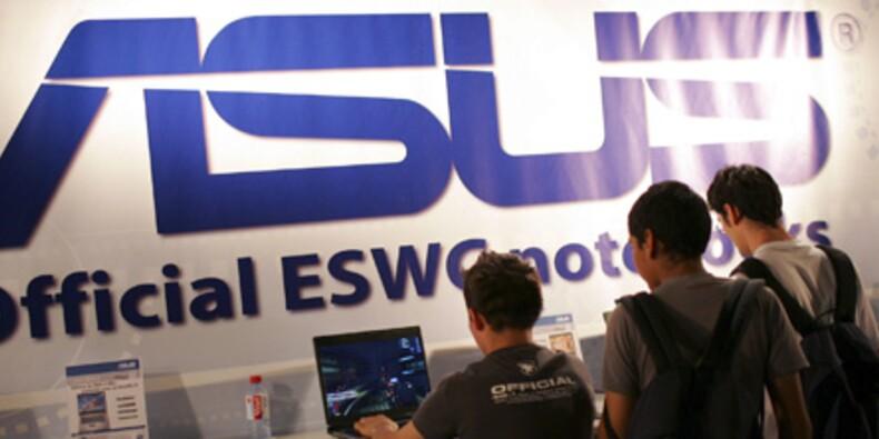 Asus, le nouveau poids lourd des PC ultralégers