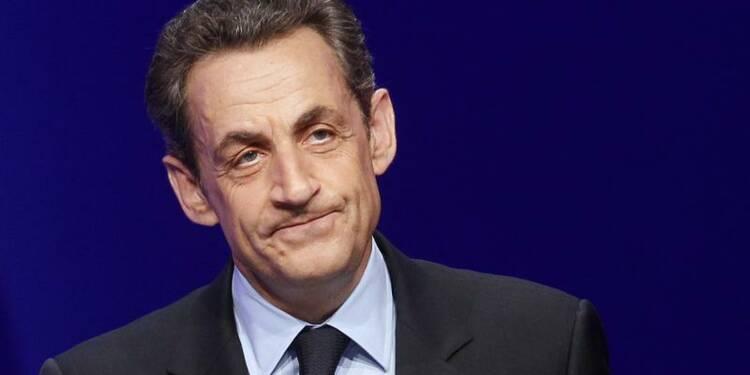 Sarkozy toujours favori des sympathisants de droite pour 2017
