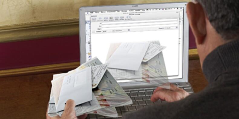 Attention à l'e-mail qui accompagne votre CV