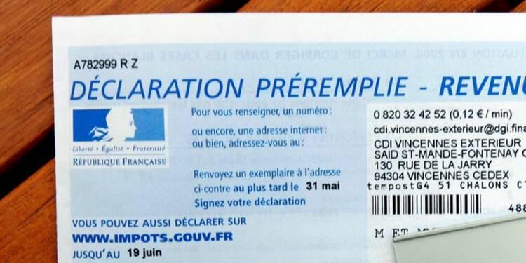 Plus d'un Français sur trois a déclaré ses revenus sur internet