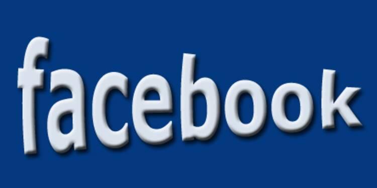 L'action Facebook chute lourdement à Wall Street