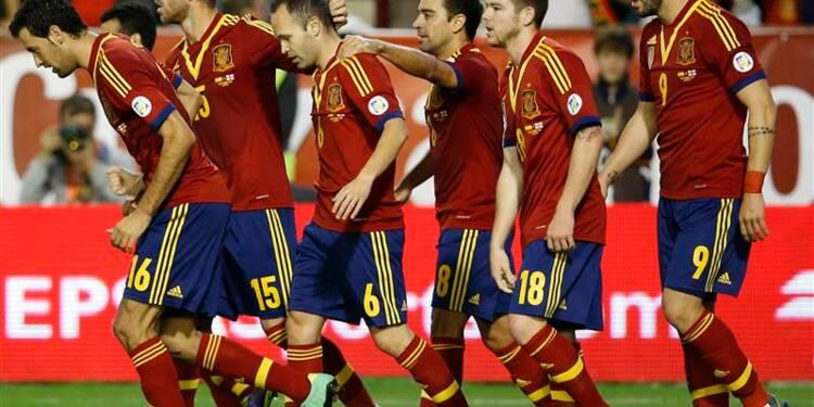 Mondial: Espagne, Russie, Bosnie et Angleterre au Brésil