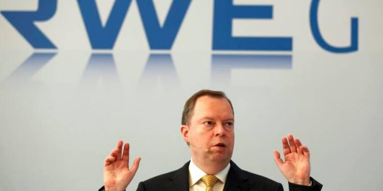 RWE accuse une perte historique sur des dépréciations