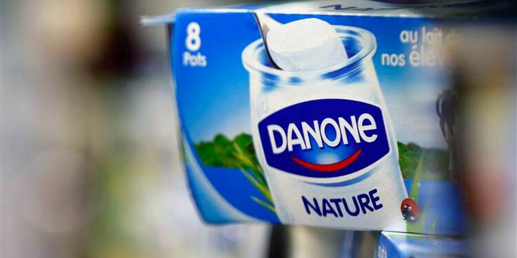 Danone augmente sa participation dans le chinois Mengniu