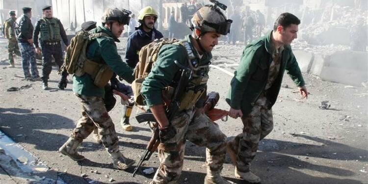 Un commissariat attaqué à Kirkouk, en Irak, au moins 33 morts