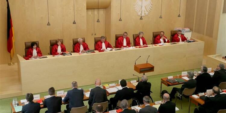 Karlsruhe transmet le dossier OMT aux tribunaux européens