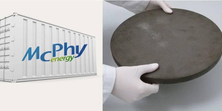 McPhy, spécialiste de l'hydrogène, s'introduit en Bourse