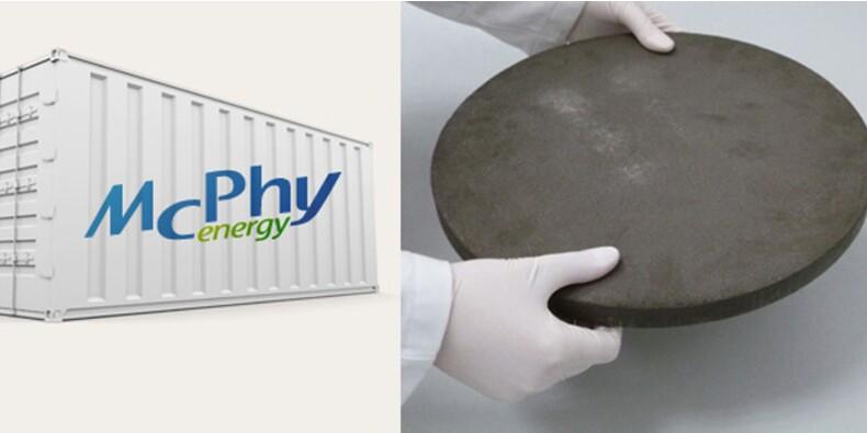 Le spécialiste de l'hydrogène McPhy s'envole pour ses premiers pas en Bourse