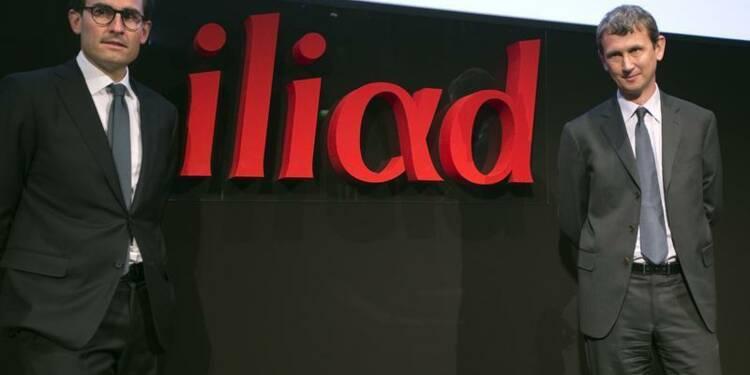 Iliad a poursuivi ses conquêtes d'abonnés mobile au 2e trimestre