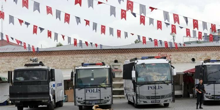 Erdogan joue l'apaisement dans le projet du parc Gezi