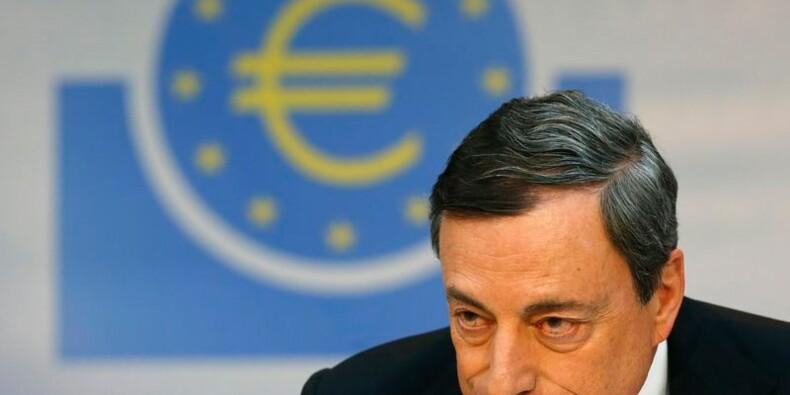 La BCE ne modifie pas ses taux malgré une inflation basse