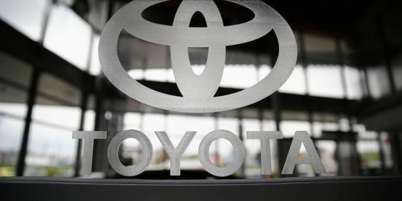 Toyota reste le numéro un mondial de l'automobile au 1er trimestre