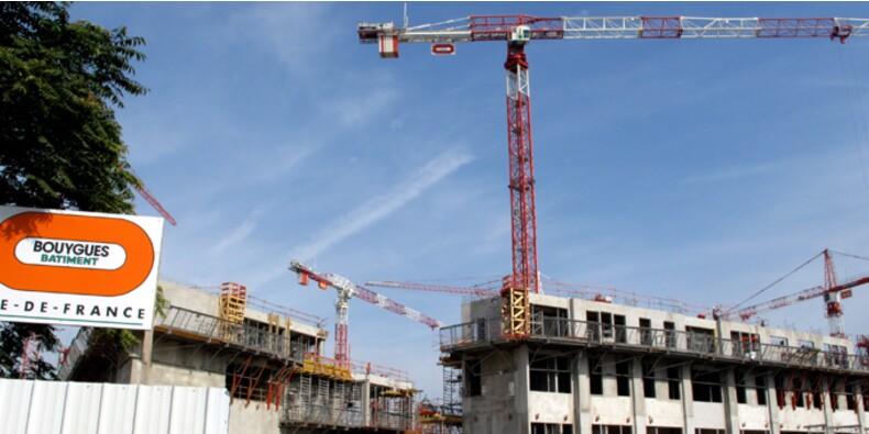 Le Google maison de Bouygues Construction