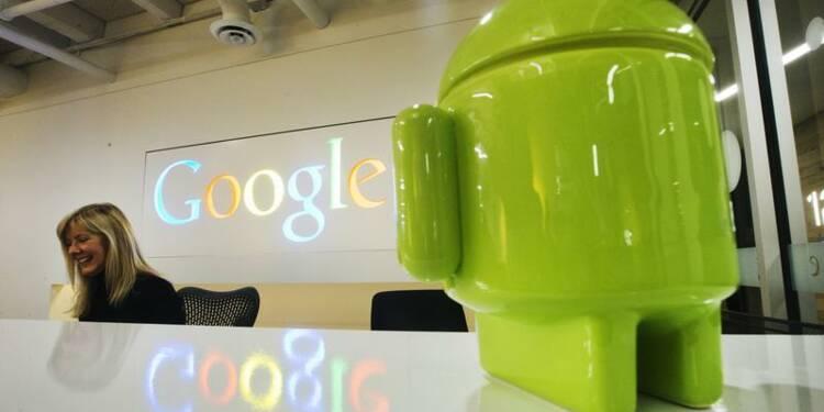 Inquiétude sur les données personnelles dans Google Play