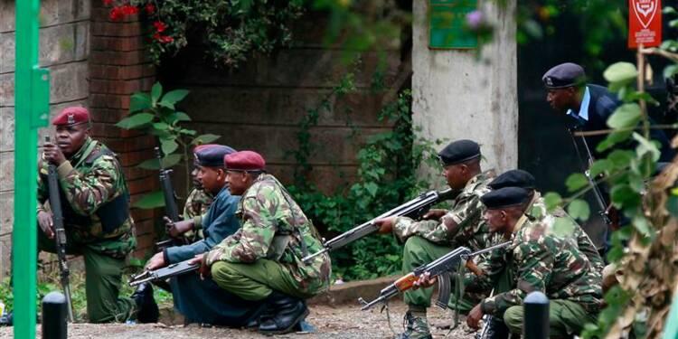 Cinquante-neuf morts dans l'attaque du centre commercial de Nairobi