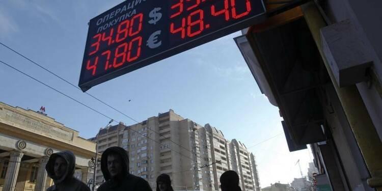 La fuite des capitaux s'accélère en Russie