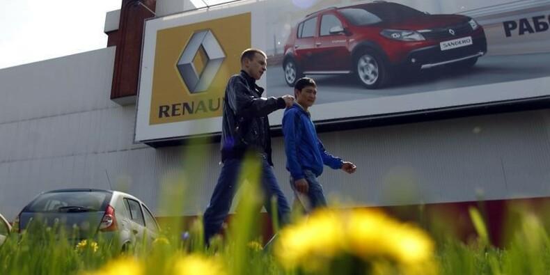 La résistance de Renault-Nissan à la crise russe à ses limites