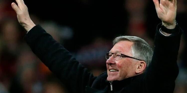 Football: Alex Ferguson va tirer sa révérence