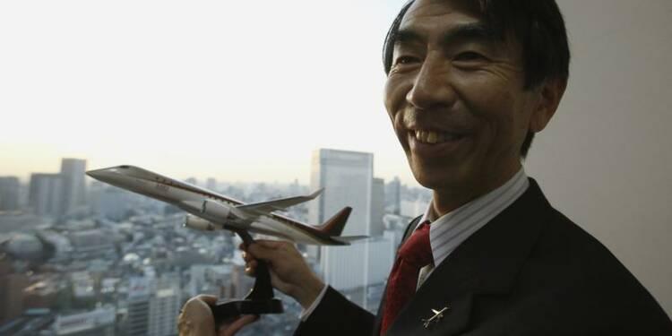 Mitsubishi vise 50% du marché des avions à 70-90 places