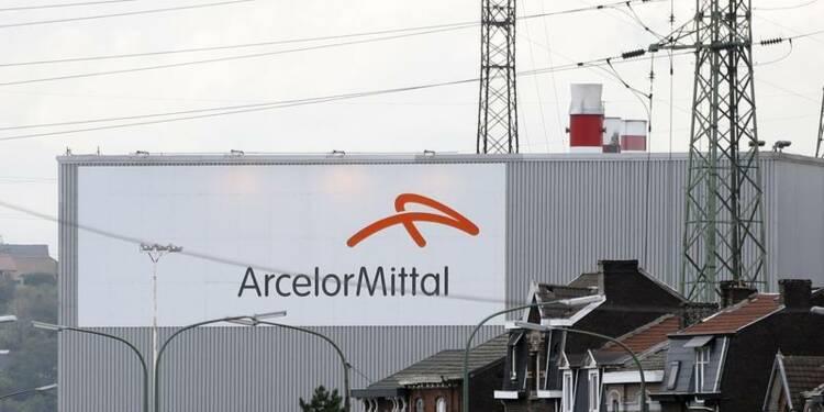 ArcelorMittal abaisse sa prévision de résultat de 2013