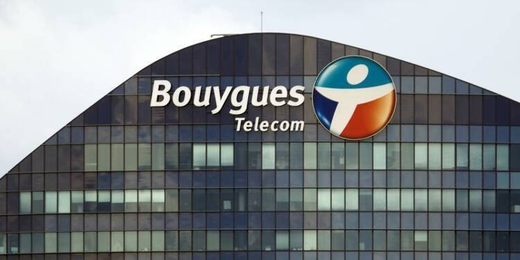 Bouygues abaisse son objectif 2013 à cause des télécoms