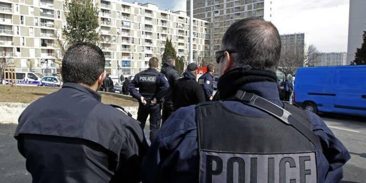 Saisie record d'argent liquide dans une cité de Marseille