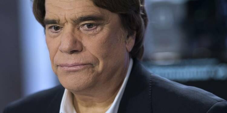 """Bernard Tapie dit être """"exécuté"""" avant d'être condamné"""